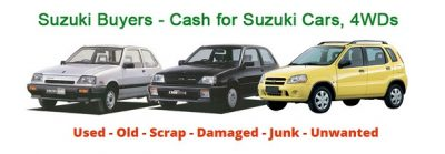 Suzuki Wreckers Willagee Service